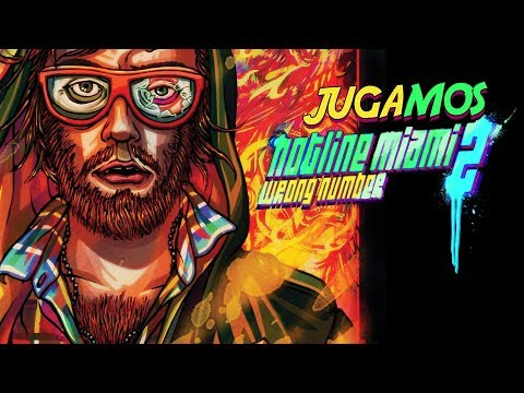 El Hardcore Gamer juega Hotline Miami 2