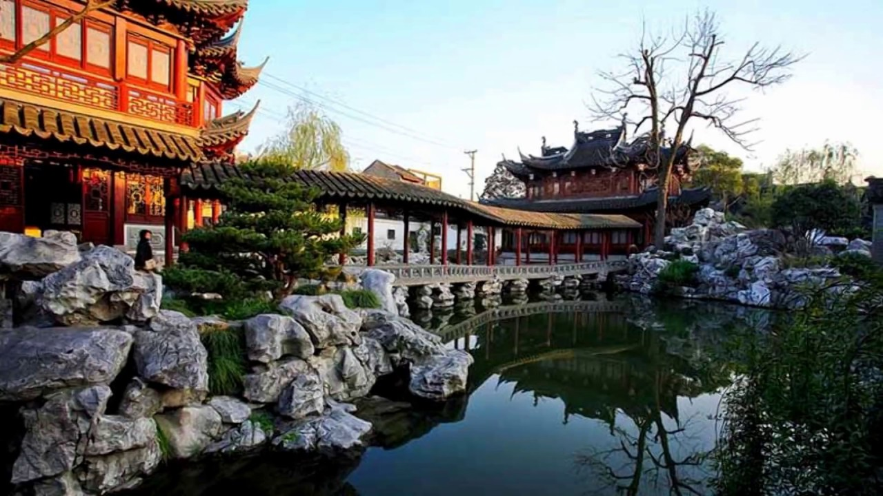 Image result for shanghai yu garden