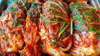 김장김치 배추 9포기(절임20kg) 절이기, 육수, 양…