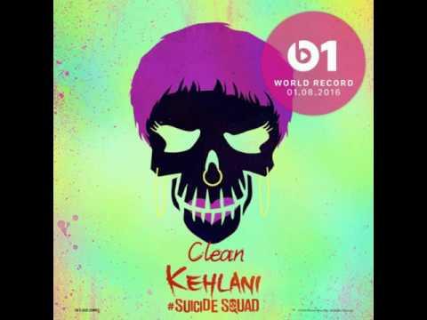 Kehlani - Gangsta (Clean)