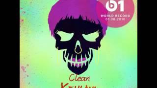 Kehlani Gangsta Clean