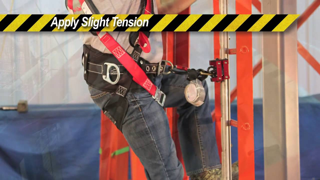 Miller Saf T Climb Ladder Climbing System Honeywell