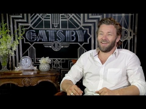 UNCUT interview with Joel Edgerton from The Great Gatsby