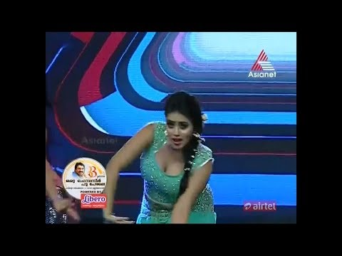 Poorna Hot Cleavage Video Don't Miss It