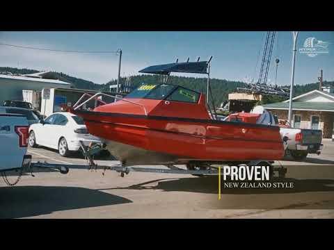 Hypermarine 600 Targa First Promo