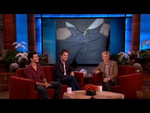 Pattinson's Unruly Zipper