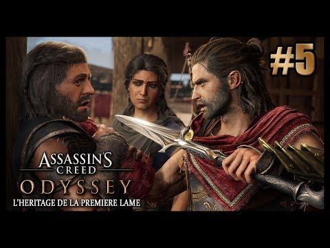 L'ARME SECRETE (Assassin's Creed Odyssey : L'Héritage de la Première Lame #5) thumbnail