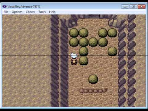 Lets Race Pokemon Saphir German Alf Vs Naosaur Part 19