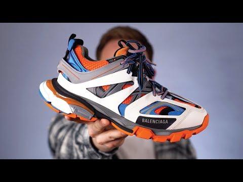 Balenciaga Track Trainer Sneaker REVIEW