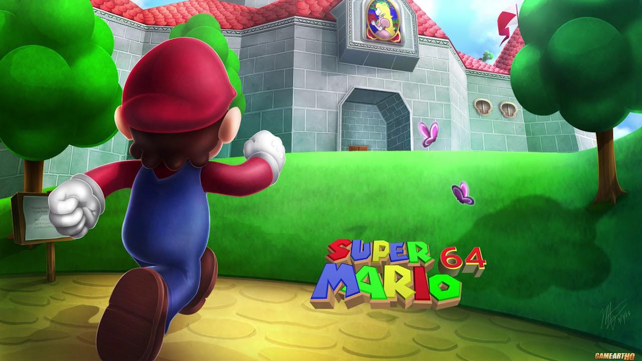 It's-a Me, Mario - Super Mario 64 Soundtrack - 01 - FLAC CONVERTED