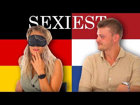 Sexiest Language: Dutch VS German