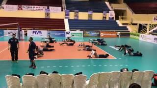 Movistar Deportes - Perú entrena en Cañete (Vóley)