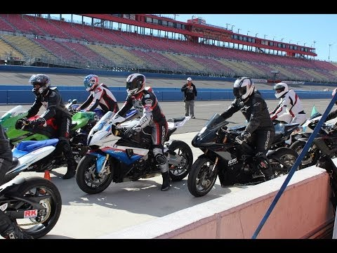 Greg Robinson Training With 1on1 Racing School @ Fontana Auto Club Speedway