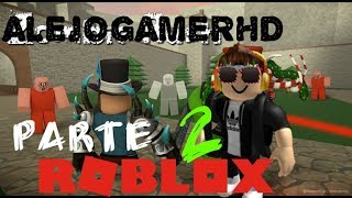 ZOMBIS TOXICOS! Zombie Rush ROBLOX- AlejoGamer HD- PTE 2