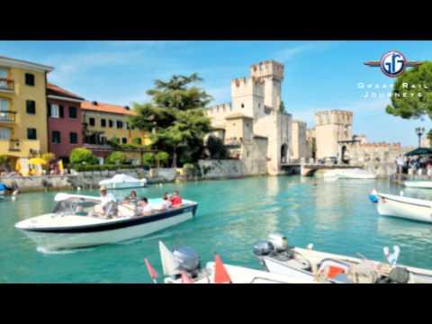Lake Garda and Gardone Riviera Rail Tour