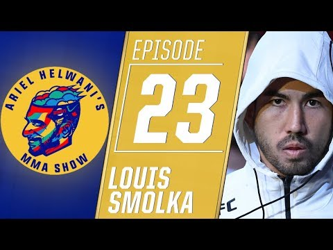 Louis Smolka discusses issues with drinking before UFC return | Ariel Helwani's MMA Show