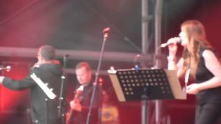 02. Paul Heaton & Jacqui Abbott - Pretenders To The Throne - Castlefield 03.07.2015