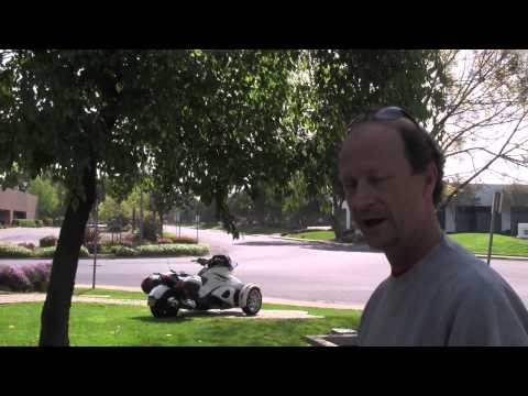 Moto Guzzi California 1400 Touring Test Ride Review