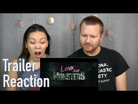 Love And Monsters Trailer // Reaction & Review