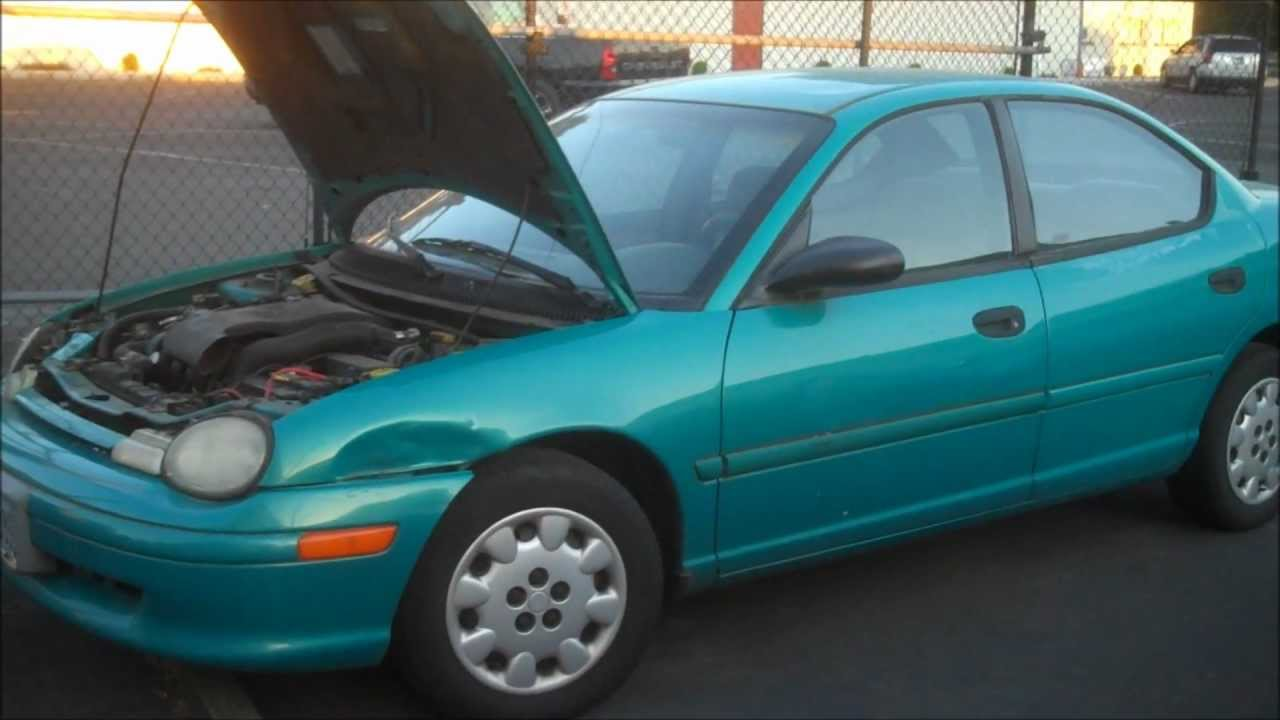 1997 Dodge Neon Channel Introduction  Welcome Everyone