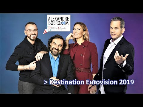 Destination Eurovision 2019 : Jury, Candidats, Vote… Toutes Les Infos Sur L'émission