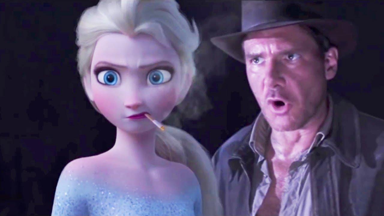 New Frozen 2 Trailer Memes Youtube