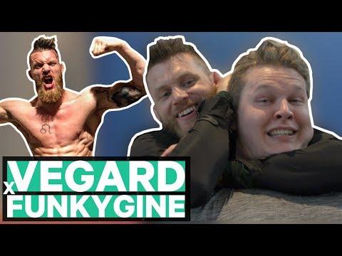 Vegard X Funkygine #15: MMA-trening med Emil Meek