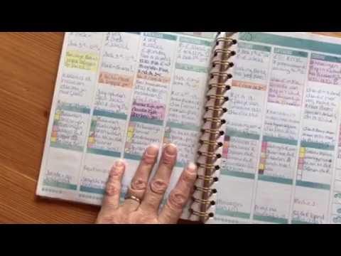 Set up mascha planner youtube for For planner