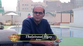 SAGA Save a Life Give a Life - Actor Thalaivasal Vijay