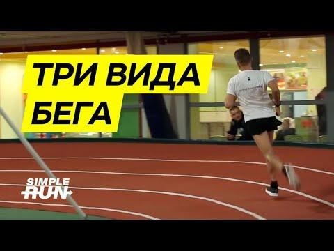 Три вида бега и план тренировок🏃 Виктор Осокин