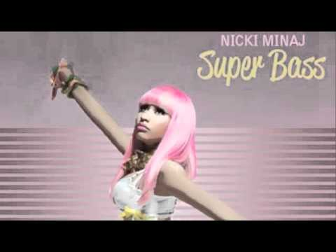 Super Bass Nicki Minaj (Audio)