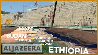 🇪🇬  Explainer: Egypt fears losing water supply to Ethiopia mega-dam   Al Jazeera English