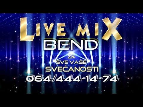 Live MiX Bend - U tebe sam zaljubljen uzivo (LIVE COVER)