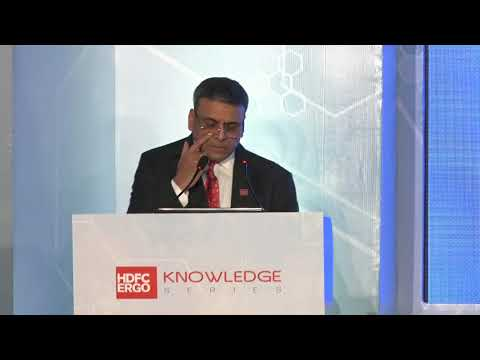 Mr. Ritesh Kumar, MD & CEO, HDFC ERGO speaks about the Company & the General Insurance Industry