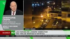 Grigny : Christophe Crépin veut «lutter contre les individus qui sèment la zizanie»