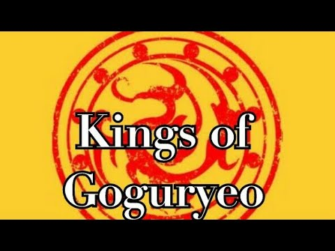 Kings of Goguryeo