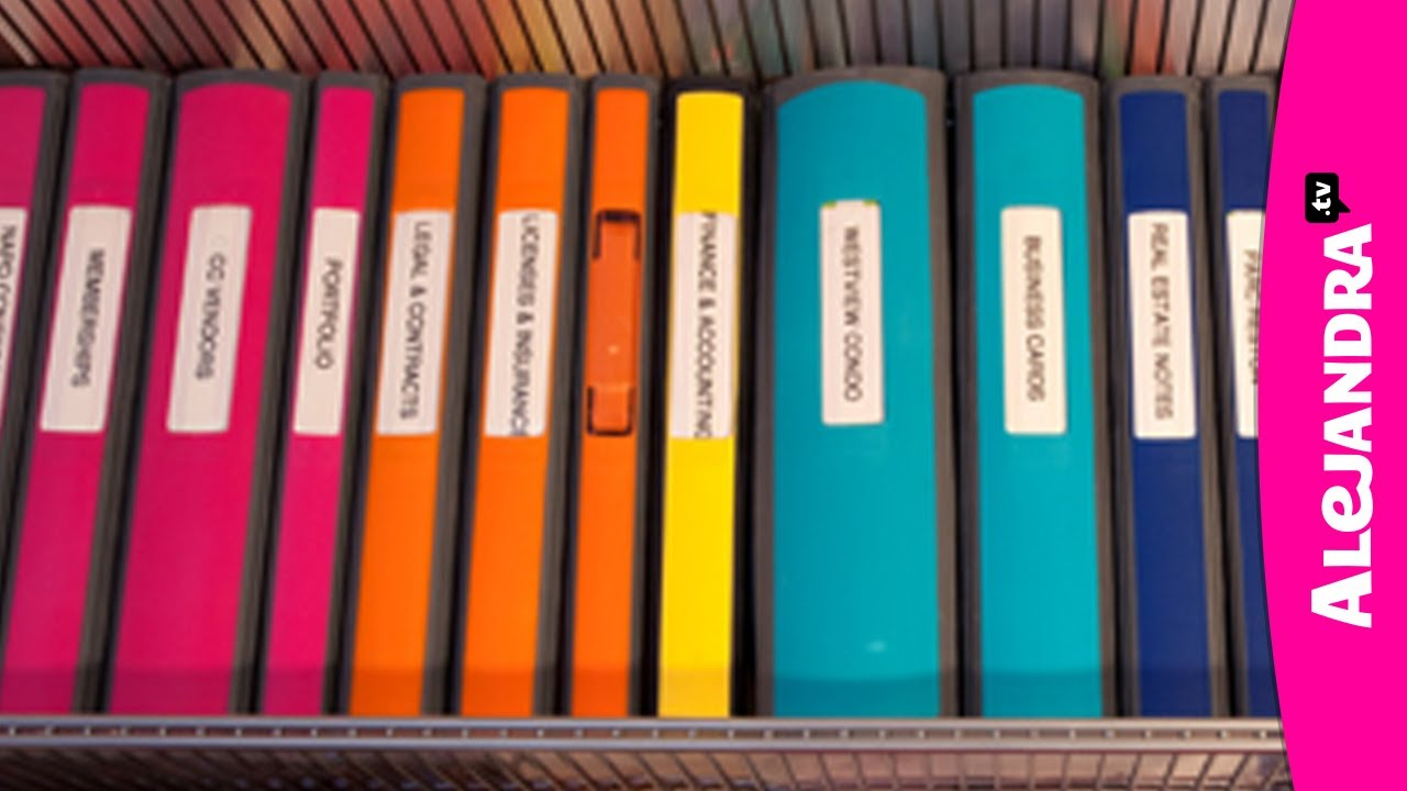 binder with dividers