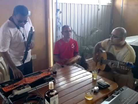 Sarau do Violonista Luiz Junior com Carlinhos Parnaba Robertinho Chinês e Sávio Araujo