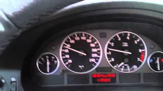 E39 520i franare de la 100-0 km/h (535i brakes)