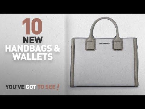 Karl Lagerfeld Handbags & Wallets [2018 New Arrivals]: Karl Lagerfeld Women's Borsa A Mano Karl