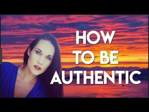 (視頻) 如何呈現真實的自己 (蒂兒‧史汪) / (Video) How To Be Authentic (Teal Swan)
