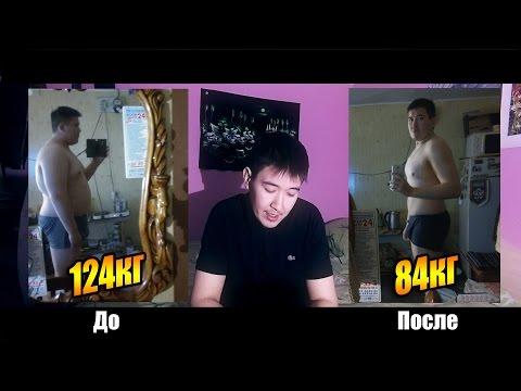 Похудел на 40кг за 4 месяца| Трансформация Тела/Transformatione body | Отзыв для канала Тюнинг Тела