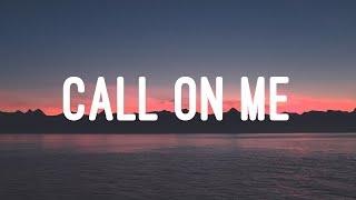 Starley - Call On Me (Lyrics) Ryan Riback Remix