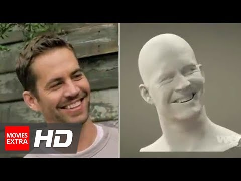 Paul Walker CGI - Fast and Furious 7 VFX Breakdown by Weta Digital