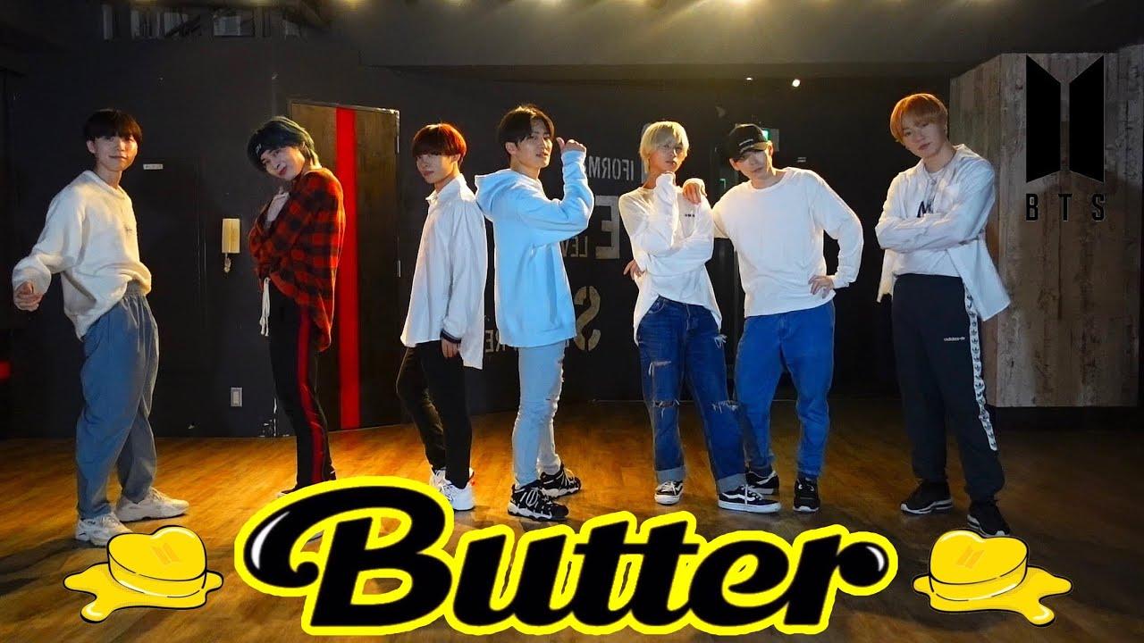 神回‼️【踊ってみた】現役アイドルが本気で「BTS/Butter」ダンス振り付けカバー✨ -Dance Practice-