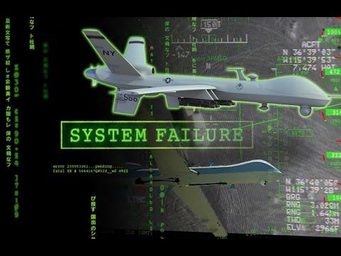 Drone Attack In London