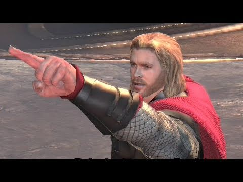 THOR: God of Thunder - NY Press Event Videogame Trailer *German* (2011) OFFICIAL | HD