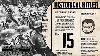 Historical Hitler [15] Germany Hearts of Iron IV HOI4