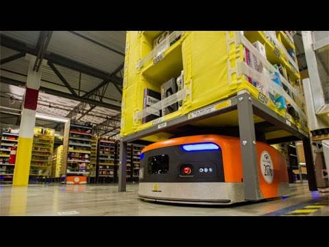 Will Amazon Robots Destroy American Retail?