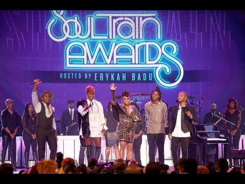 Image result for 2018 Soul Train Music Awards pic